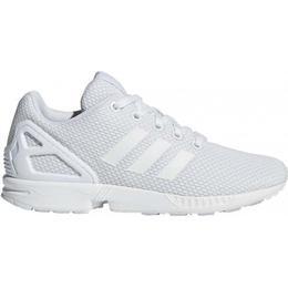 Adidas Kid's ZX Flux - White/Cloud White/Cloud White