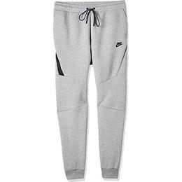Nike Tech Fleece Men - Dark Grey Heather/Black