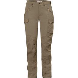 Fjällräven Nikka Curved Trousers W - Light Olive