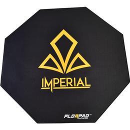 Florpad The Imperial Floor Mat - Black
