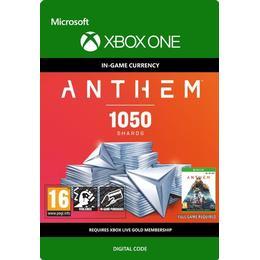 Electronic Arts Anthem - 1050 Shards - Xbox One