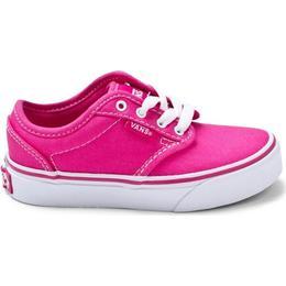 Vans Kid's Atwood - Pink Canvas Magenta White