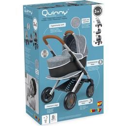 Smoby Combi 3 in1 Doll Cart
