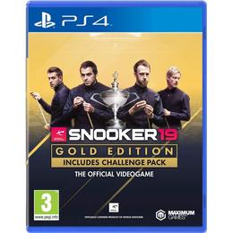 Snooker 19: Gold Edition