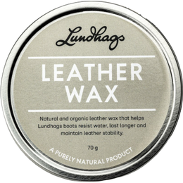 Lundhags Natural & Organic Leather Wax