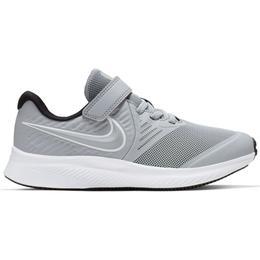 Nike Star Runner 2 PSV - Wolf Grey/Black/Volt/White