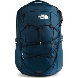 The North Face Borealis Backpack - Blue Wing Teal/TNF Black