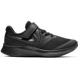 Nike Star Runner 2 PSV - Black/Anthracite/Black/Volt