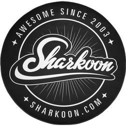 Sharkoon Floor Mat - Black/White