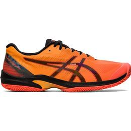 Asics Court Speed FF Clay M - Flash Coral/Black