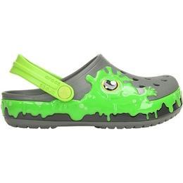Crocs Kid's Fun Lab Slime Band - Slate Grey