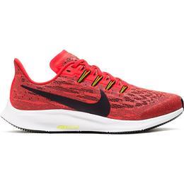 Nike Air Zoom Pegasus 36 GS - Laser Crimson/Black/BrightCactus/White