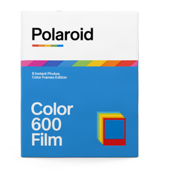 Polaroid Color Film for 600 Color Frames Edition 8 pack