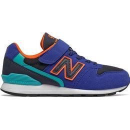 New Balance Kid's 996 - Blue/Orange