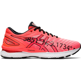 Asics Gel-Nimbus 22 M - Flash Coral