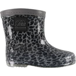 Petit by Sofie Schnoor Alfred Rubber Boot - Leopard