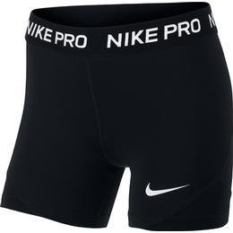 Nike Pro Shorts Children - Black/White