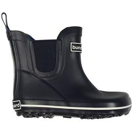 Bundgaard Short Classic Rubber Boots - Navy