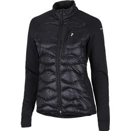 Peak Performance Helium Hybrid Jacket - Black