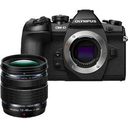 Olympus OM-D E-M1 Mark II + ED 12-45mm F4 Pro