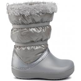 Crocs LodgePoint - Metallic Silver