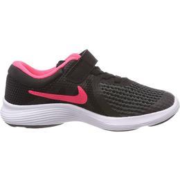 Nike Revolution 4 TDV - Black/White/Racer Pink