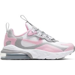Nike Air Max 270 RT PS - White/Light Smoke Grey/Metallic Silver/Pink