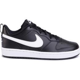 Nike Court Borough Low 2 GS - Black/White