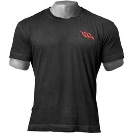 Gasp Standard Issue Tee Men - Washed Black