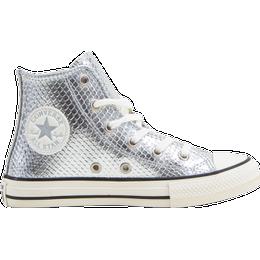 Converse Junior Chuck Taylor All Star - Metallic Silver