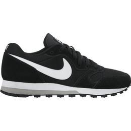 Nike MD Runner 2 GS - Black White/Wolf Grey