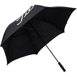 Titleist Players Double Canopy Umbrella Black (TA20PLDCU-01)