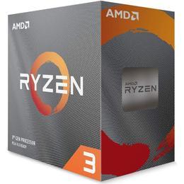 AMD Ryzen 3 3300X 3.8GHz Socket AM4 Box