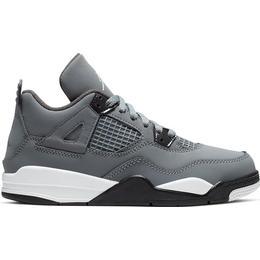 Nike Air Jordan 4 Retro PS - Cool Grey/Chrome/Dark Charcoal