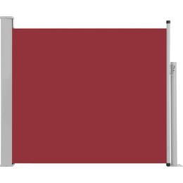 vidaXL Retractable Side Awning 100x300cm 48372