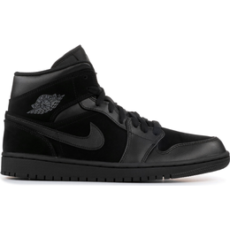 Nike Air Jordan 1 Mid M - Black/Dark Grey