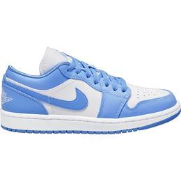 Nike Air Jordan 1 Low UNC W - University Blue/White