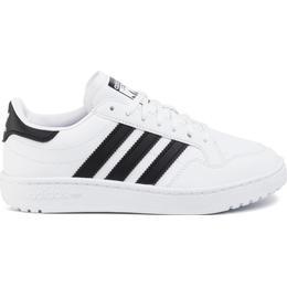 Adidas Junior Team Court - Cloud White/Core Black/Cloud White