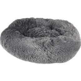 Flamingo Donut Fluffy Dog Bed 70cm