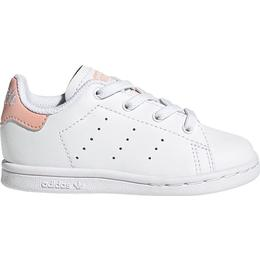 Adidas Infant Stan Smith - Cloud White/Cloud White/Glow Pink