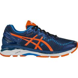 Asics Gel-Kayano 23 M - Poseidon/Flame Orange/Island Blue