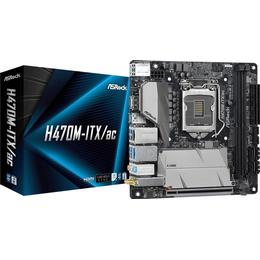 Asrock H470M-ITX/ac