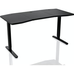 Nitro Concepts D16M Carbon Gaming Desk - Black