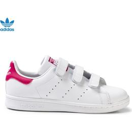 Adidas Junior Stan Smith - Footwear White/Footwear White/Bold Pink
