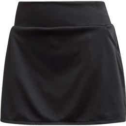 Adidas Club Skirt Women - Black/Matte Silver/White