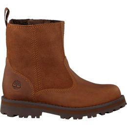 Timberland Kid's Courma Warm Lined Zipped Boots - Glazed Ginger