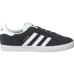 Adidas Junior Gazelle - DGH Solid Grey/Cloud White/Gold Metallic