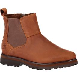 Timberland Kid's Courma Chelsea Zipped Boots - Glazed Ginger
