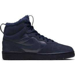 Nike Court Borough Mid 2 GS - Blackened Blue
