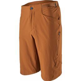"Patagonia Dirt Craft Bike Shorts 11.5"" Men - Wood Brown"